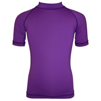 Short Sleeve Rash Guard - Kids