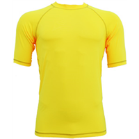Short Sleeve Rash Guard - Adult