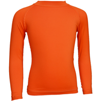 Long Sleeve Rash Guard - Kids