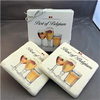 Boxed set of 2 Limestone Coasters