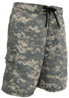 Men's Cargo Board Shorts