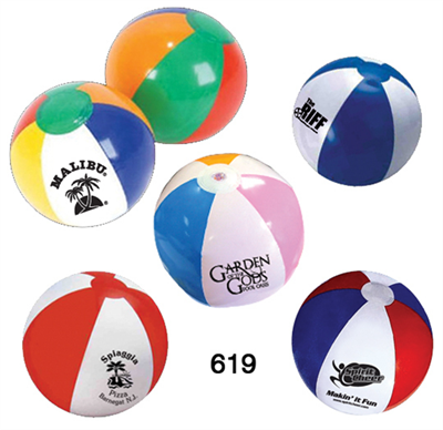 Custom Beach Ball