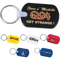 Auto Rectangular soft key tag