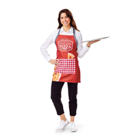 Custom Printed Shoulder Apron