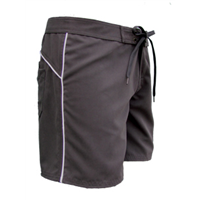 Women's Side Piping Board Shorts